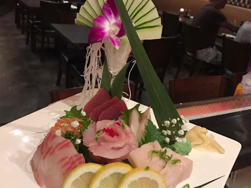 Fuji Sushi Restaurant Located In 1115 Hylan Blvd Delivery